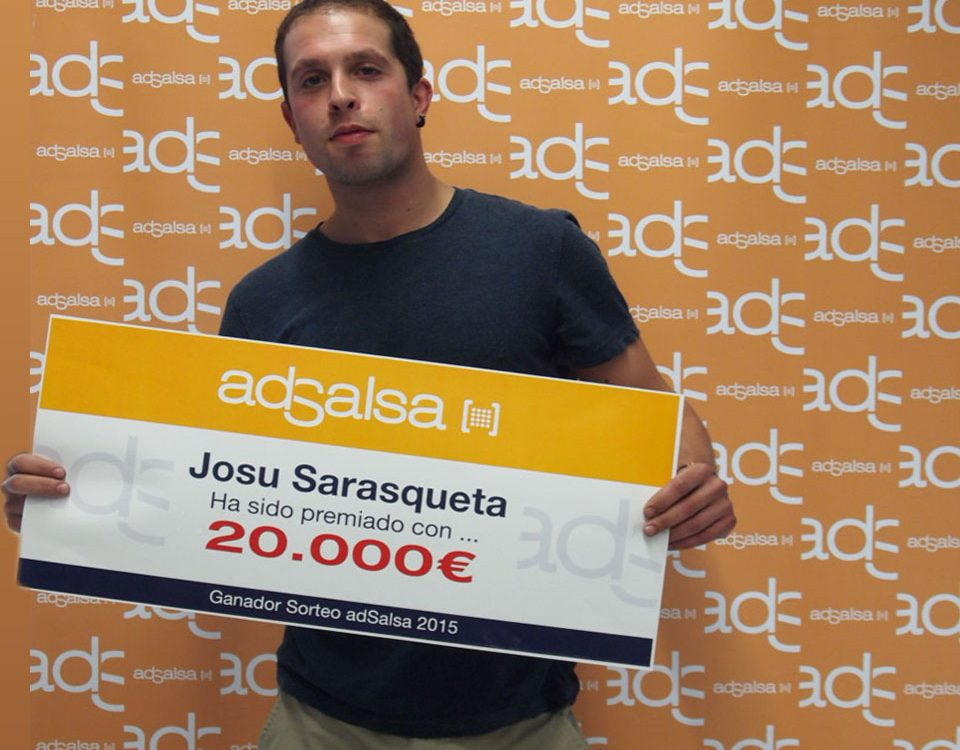 Ganador de 20.000€